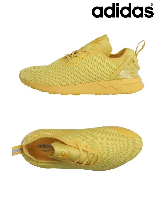 adidas tubular jaune